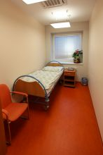 In-patient section - single room