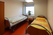 In-patient section - double room